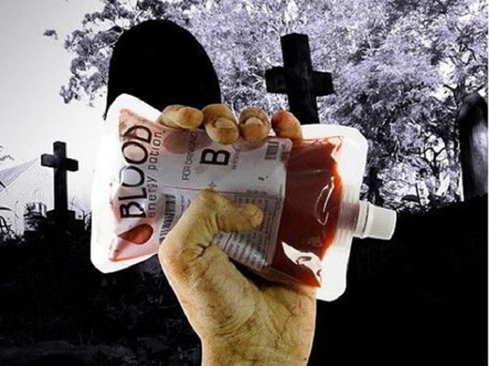 Nếu uống máu kinh nguyệt với số lượng lớn có thể gây bệnh do cơ thể không thể đào thải được sắt.
