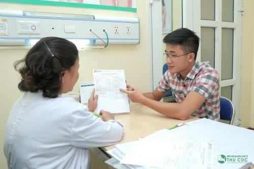người bệnh nên tái khám theo chỉ định của bác sĩ, tuân thủ đúng chỉ định, không tự ý bỏ thuốc