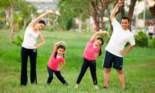 Thể dục thể thao, nâng cao sức khỏe