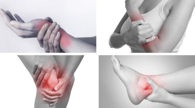 hình ảnh viêm xương khớp