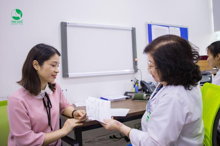 Viêm lộ tuyến cổ tử cung cấp độ 1 thường sẽ được chữa trị theo phương pháp nội khoa