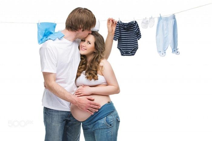Sự yêu thương, đồng cảm có thể khiến chồng nghén thay vợ