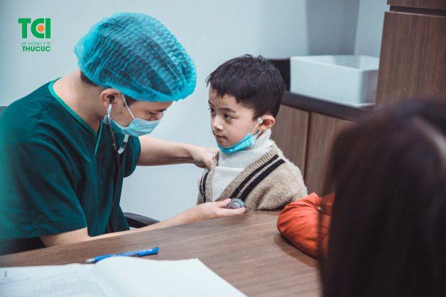 Trẻ nhỏ và thanh thiếu niên là nhóm đối tượng bị viêm Amidan có tỷ lệ cao nhất