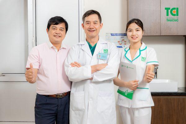 giải pháp sạch sỏi an toàn nhờ tán sỏi niệu quản qua nội soi