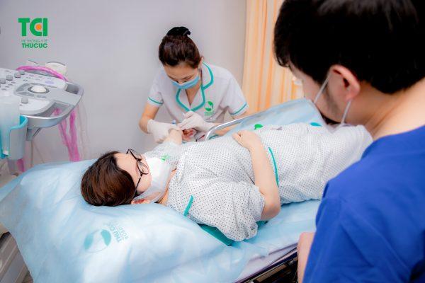 Hút u vú không cần phẫu thuật an toàn tuyệt đối