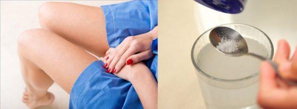 Bị ngứa vùng kín có nên rửa nước muối hay không?