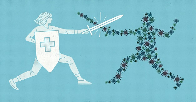 Phương pháp điều trị ung thư cổ tử cung - Liệu pháp miễn dịch