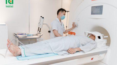 Chụp cộng hưởng từ ở bệnh viện giá bao nhiêu?