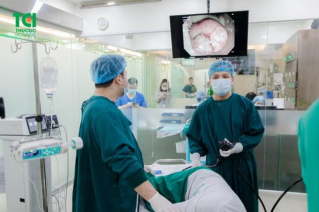 Công nghệ nội soi NBI 5P phát hiện sớm ung thư
