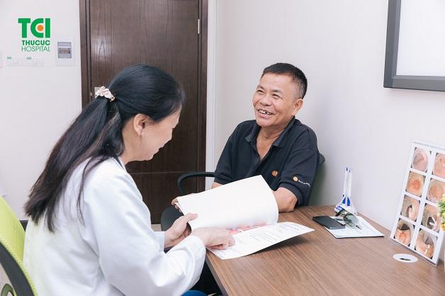 Khám chuyên khoa tiêu hóa ở đâu - Hệ thống Y tế Thu Cúc TCI
