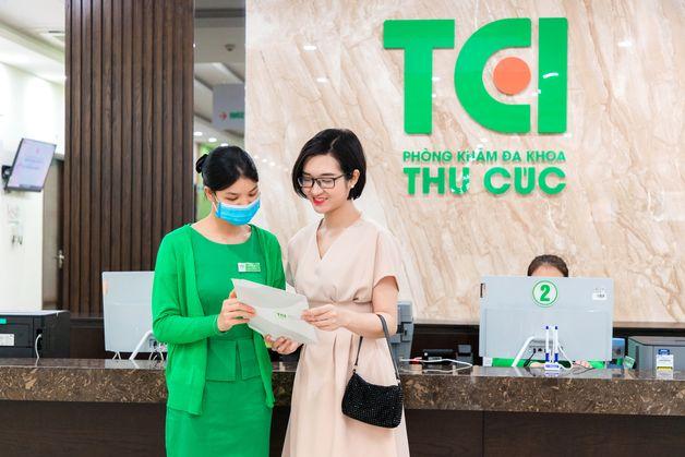 TCI chăm sóc sức khỏe