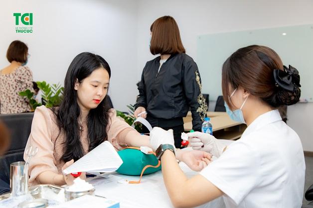 Người lao động phát hiện được bệnh gì với gói khám định kỳ doanh nghiệp?