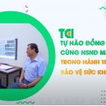 Điều gì khiến Hệ thống Y Tế Thu Cúc TCI chinh phục được NSND Mạnh Cường?