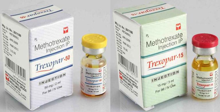 Điều trị cơ bản bằng thuốc chống thấp khớp