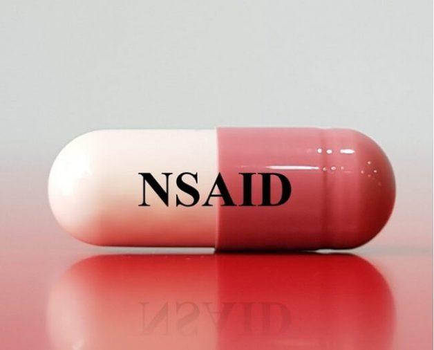 Điều trị triệu chứng bằng thuốc chống viêm