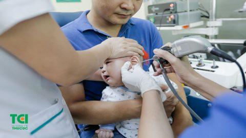 Phương pháp chữa viêm tai giữa cho trẻ hiệu quả, an toàn?