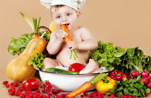Duy trì chế độ ăn giàu chất xơ là cách phòng ngừa táo bón ở trẻ em hiệu quả.