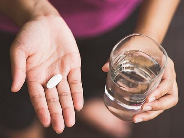 Người bệnh sẽ uống một số loại thuốc giúp cơ thể kháng lại virus