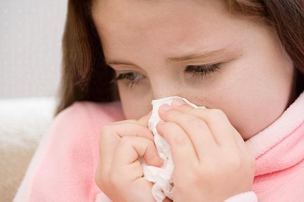 triệu chứng viêm xoang ở trẻ em