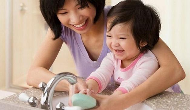 phòng bệnh viêm xoang ở trẻ em