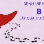 Tìm hiểu virus viêm gan B lây truyền qua đường nào?