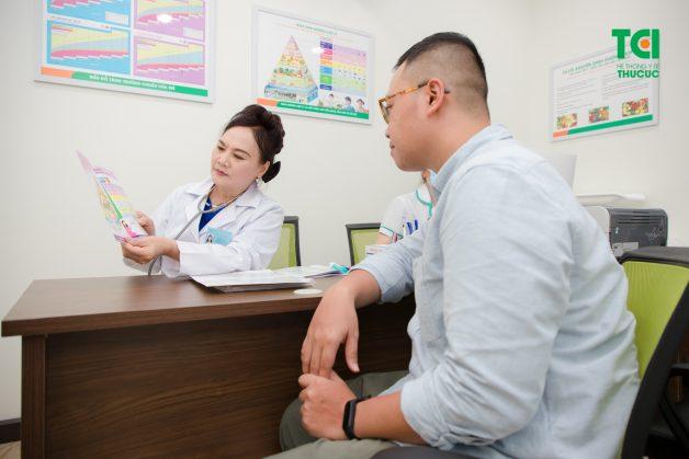 khám dinh dưỡng cho người bệnh đa u tủy xương
