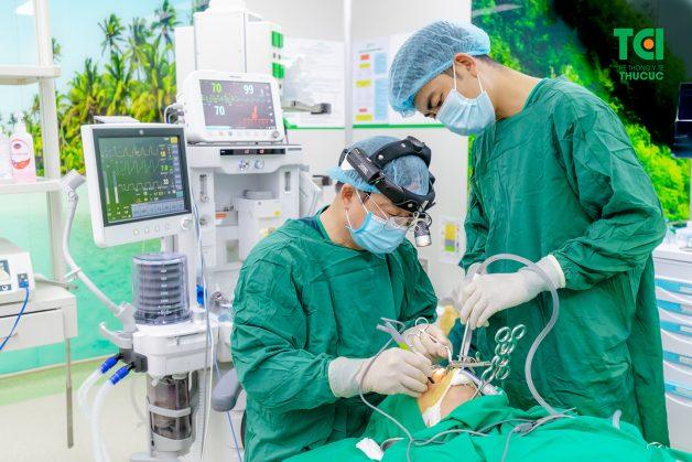 Phẫu thuật cắt Amidan