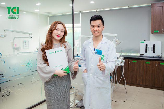 Để niềng răng hiệu quả và nhanh chóng, bạn nên chọn các cơ sở nha khoa uy tín để thực hiện niềng răng