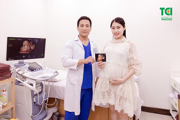 Mức chi trả BHYT khi khám thai định kỳ