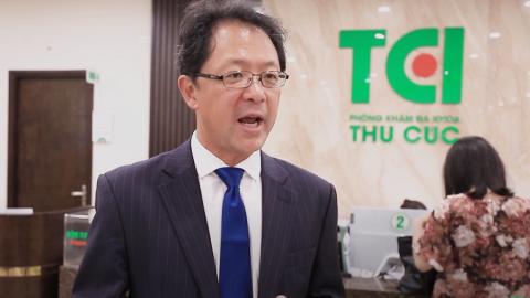CEO VinaCapital: TCI là một trong những đơn vị chăm sóc sức khỏe tốt nhất tại Việt Nam
