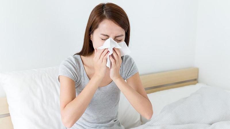 Bệnh viêm mũi dị ứng là một trong những bệnh lý tai mũi họng phổ biến