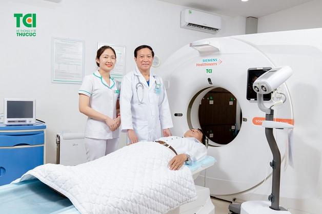 Chẩn đoán và điều trị sớm với các chuyên gia và các thiết bị hiện đại giúp làm giảm mức độ nguy hiểm của bệnh mạch vành.