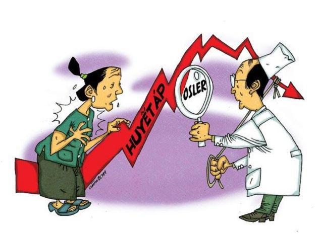 Tình trạng không thể đưa huyết áp về mức mục tiêu là tình trạng nguy hiểm, có thể làm gia tăng nguy cơ đối với sức khỏe.