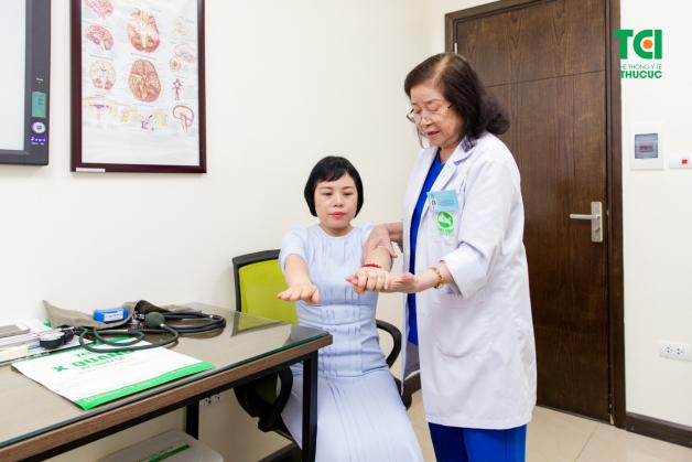 khám cơ xương khớp ở Hà Nội