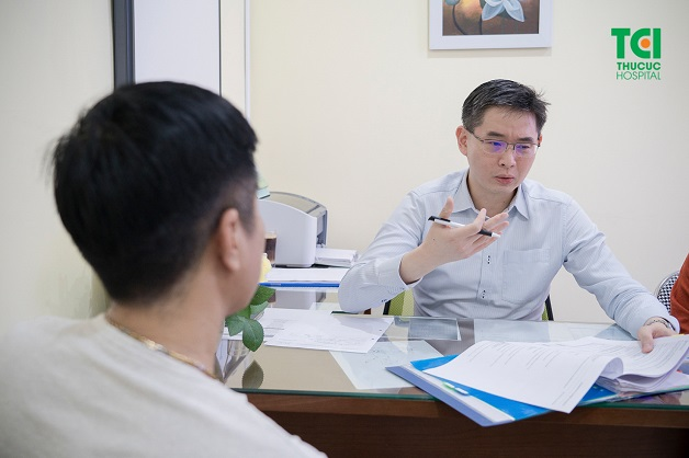 điều trị ung thư dạ dày tại Singapore - không cần ra nước ngoài điều trị