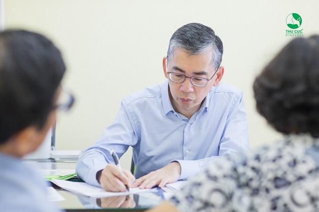 Chuyên khoa Ung bướu của Hệ thống Y tế Thu Cúc là địa chỉ tin cậy của nhiều bệnh nhân mắc bệnh ung thư vòm họng.