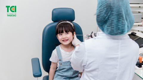 Nguyên nhân và cách điều trị viêm tai giữa hiệu quả cho trẻ em
