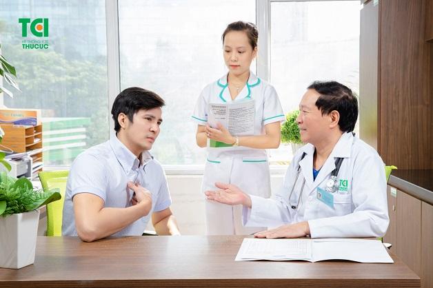 Nên chủ động đi khám để được chẩn đoán và điều trị sớm bệnh mạch vành.