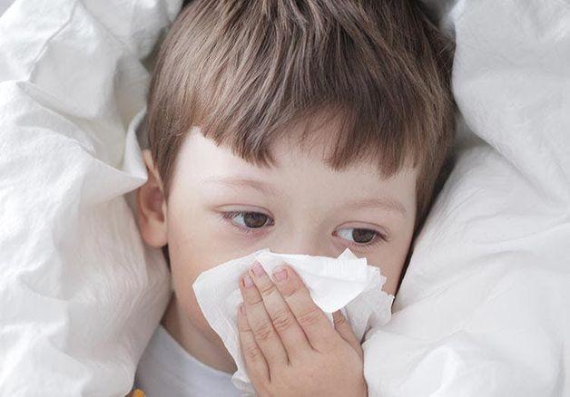 polyp mũi ở trẻ em