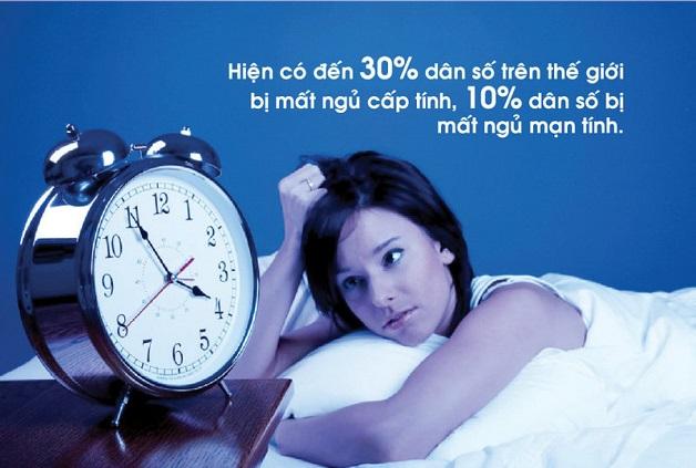 Rối loạn giấc ngủ tồn tại dưới nhiều dạng và có thể gây ảnh hưởng nghiêm trọng đến chất lượng cuộc sống, công việc của người bệnh.