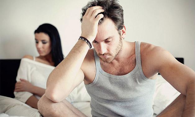 Súc khỏe ảnh hưởng đến đời sóng tình dục
