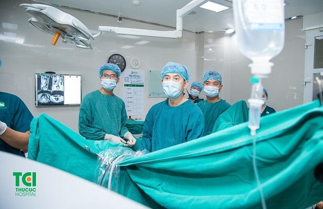 Tán sỏi bàng quang bằng laser là giải pháp công nghệ cao rất an toàn và hiệu quả