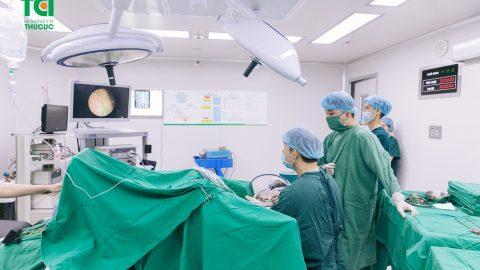 Tán sỏi bàng quang bằng laser và những thông tin cần biết