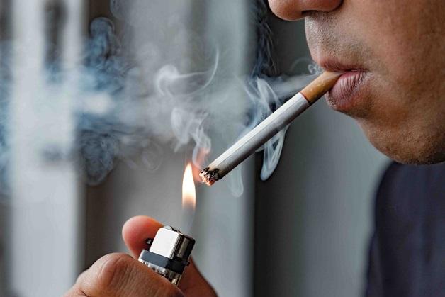Nguyên nhân và cách điều trị ung thư dạ dày - hút thuốc lá