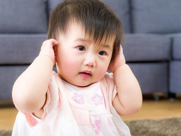 Viêm tai giữa là bệnh thường gặp ở trẻ em