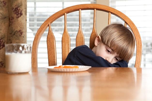 Dấu hiệu rối loạn tiêu hóa ở trẻ em