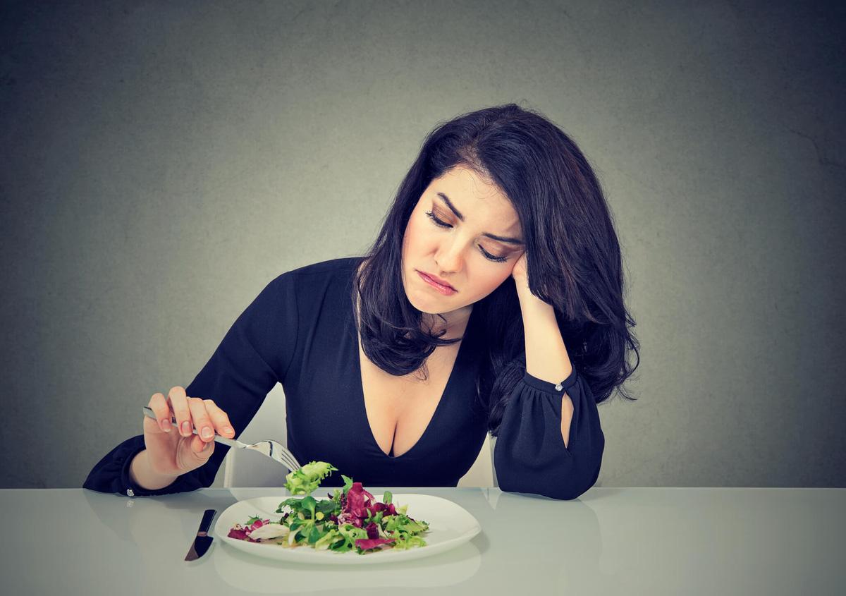Viêm Amidan gây ra cảm giác chán ăn