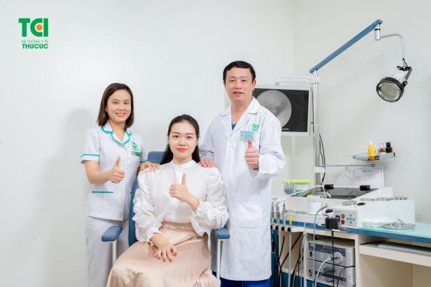Để xác định được mức độ bệnh, bạn cần đến các cơ sở y tế uy tín để kiểm tra