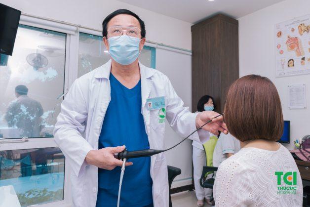 Hệ thống nội soi ống mềm được sử dụng tại các bệnh viện lớn uy tín