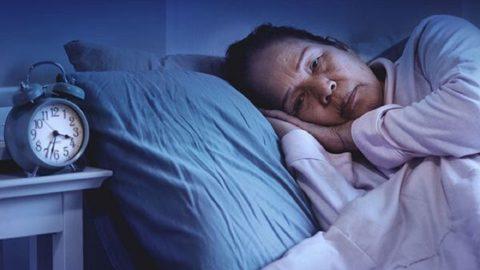 Rối loạn giấc ngủ kéo dài tàn phá sức khỏe bạn